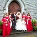 Lisa and Bridal Party