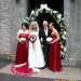 Eileen and Bridal Party