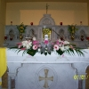 Pink Altar Arrangement