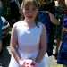 Flowergirl with Wand