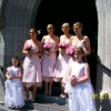 The Bridesmaids and Flowergirls