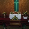 Altar Arrangements and Pedestals